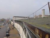 inwentaryzacja ptaków na dachu PKP