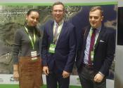 Zespół ornitolog Szczecin na konferencji